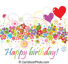 birthday!, šťastný