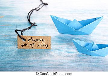 Boats s šťastným čtvrtým