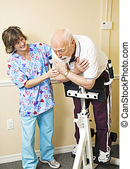 Bolestivé rehabilitace
