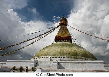 boudhanath, stupa