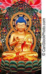 buddha, socha
