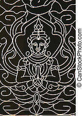 buddhista, design
