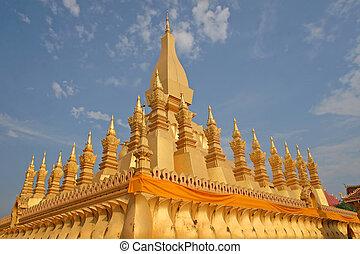 buddhista, pomník
