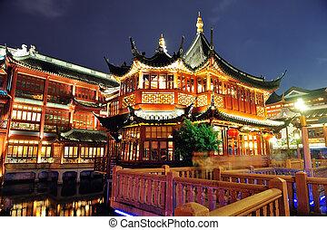 Budova Šanghaje