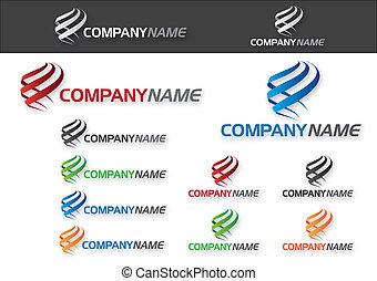 (business), podnik, design, emblém