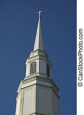 církev, 4, kostelní věž
