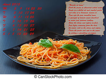 Calendar 2012 april