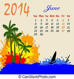 Calendar pro rok 2005