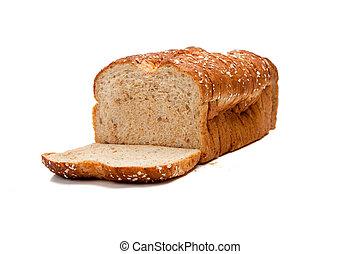 celek, bochník, grán, běloba chléb