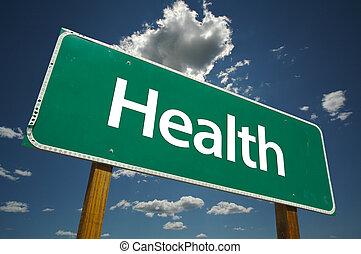 cesta poznamenat, zdraví
