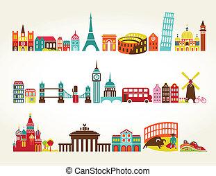 Cestovní a turistické pozice
