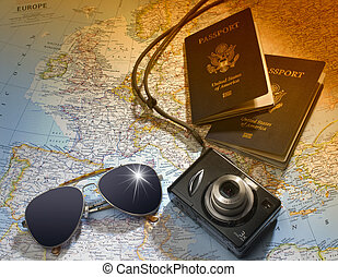 Cestovní plány