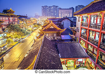 Chengdu, porcelán