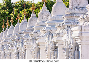 chrám, mandalay