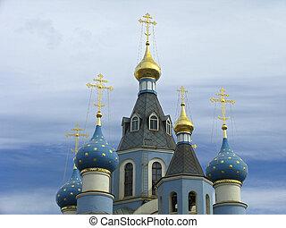 church., palác