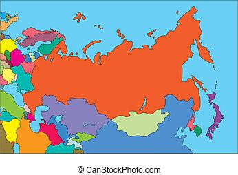 comonwealth, nezávislý, postavení, rusko, země