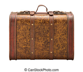 dávný, kufr
