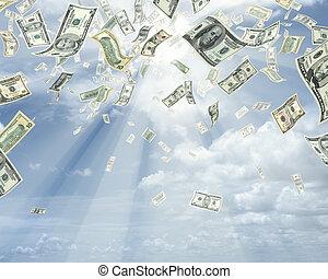 Déšť dolarů