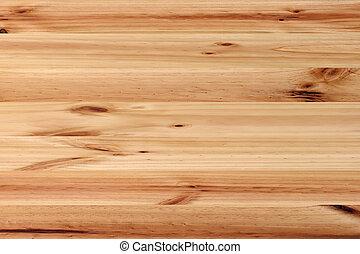 Dřevěná anténa.