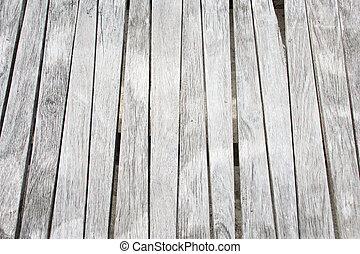 Dřevěné patro