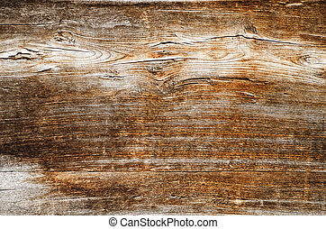 Dřevěný plank