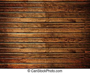 Dřevo - struktura