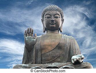 důleitý buddha