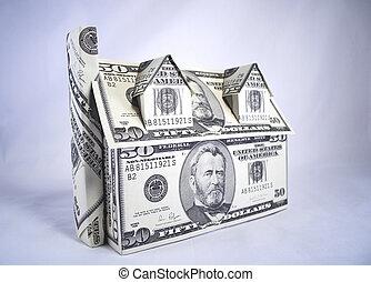 Dům peněz