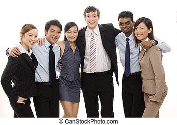 Důvěrný obchodní tým 4