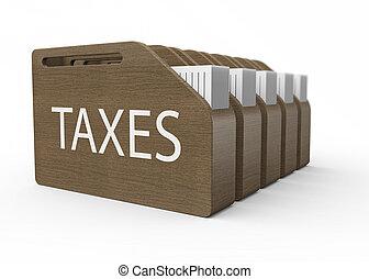 Daňové jako koncept