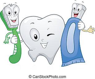 Dentální výrobky