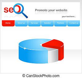 design, website, seo