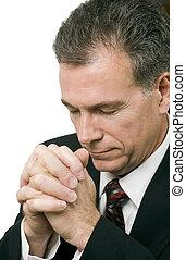 Doufám v modlitbu