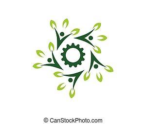 druh, národ, vektor, zdraví, šablona, emblém