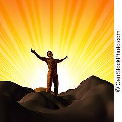 Duchovní a uctívání