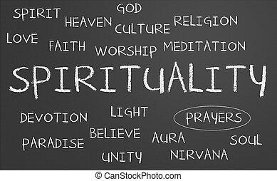 Duchovní mrak