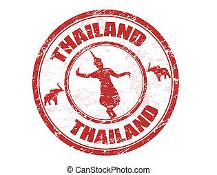 dupnutí, thajsko