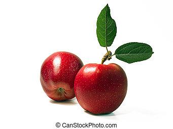 Dvě jablka