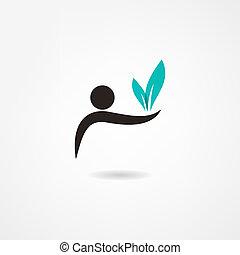 ecologist, ikona