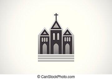emblém, církev, ikona