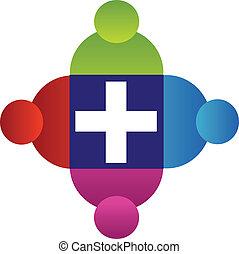 emblém, kolektivní práce, národ, kříž
