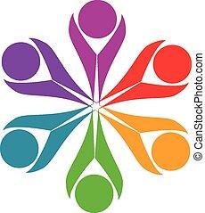 emblém, národ, přátelství, kolektivní práce