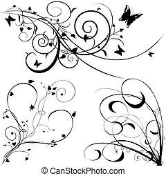 Floralské prvky C