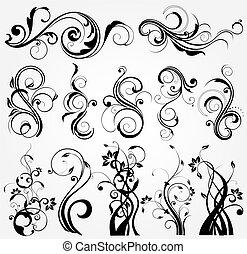 Floralské prvky