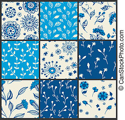 Floralské vzory