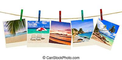 Fotografie na pláži
