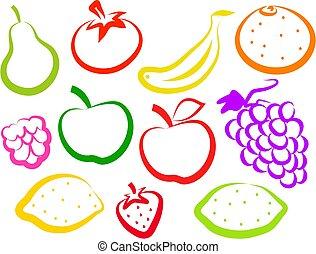 Fruit ikon
