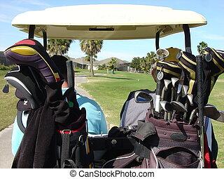 golf vozík