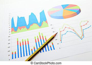 graf, data, graf, analýza