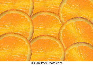 grafické pozadí., strava, zdravý, pomeranč